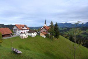 Bild vom Dorfteil Bramboden