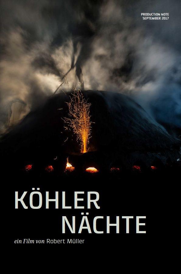 Der Kinofilm von Robert Müller - das Filmplakat